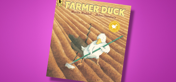 Farmer Duck Book Image