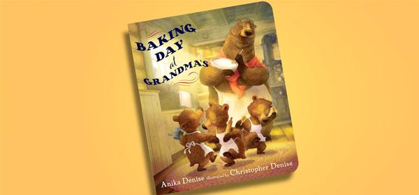 Baking Day Grandmas