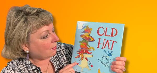 Rhonda reads Old Hat