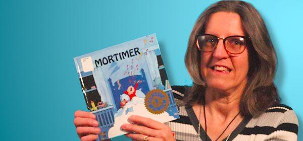 Dawn reads Mortimer