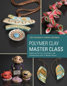 Polymer Clay Master Class book cover
