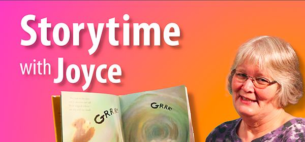 Storytime with Joyce