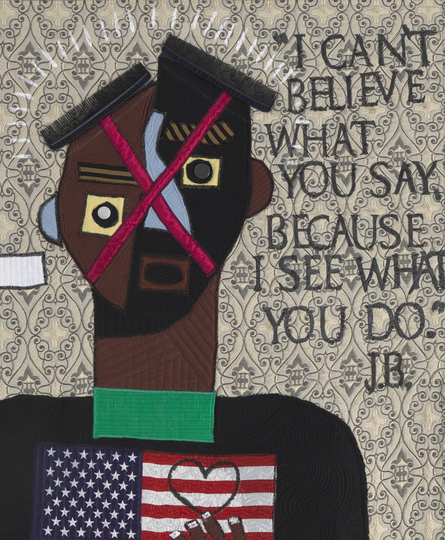 James Baldwin Quilt