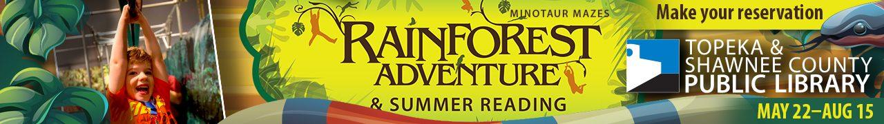 Rainforest Adventure exhibit