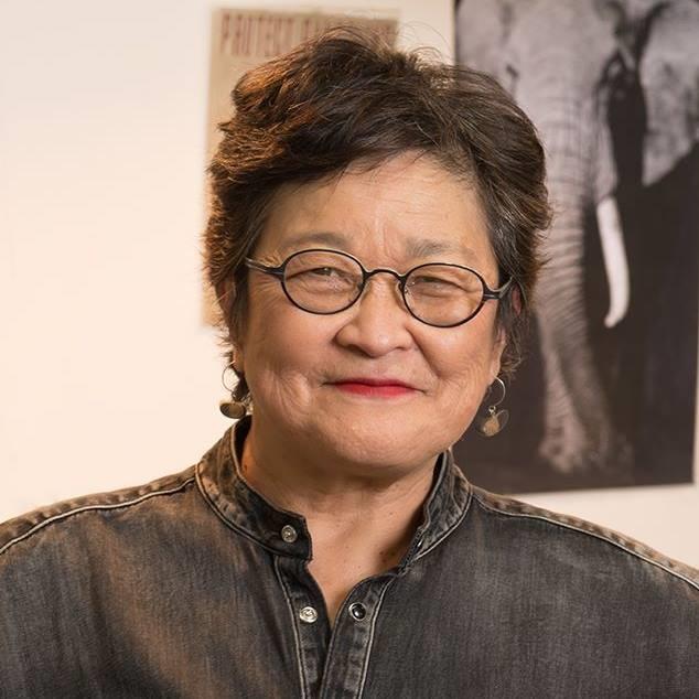 Portrait of Wendy Maruyama