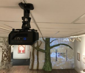 augmented reality projector