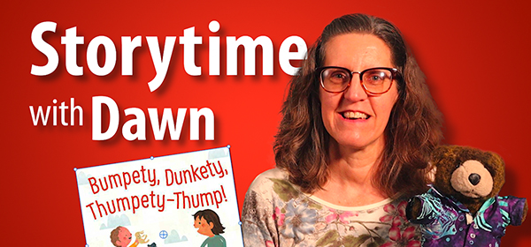 Storytime with Dawn