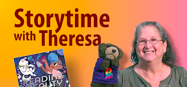 Storytime with Theresa