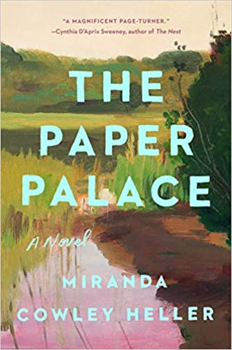 book cover The Paper Palace