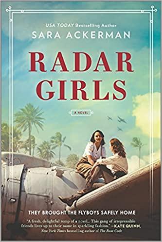 book cover Radar Girls