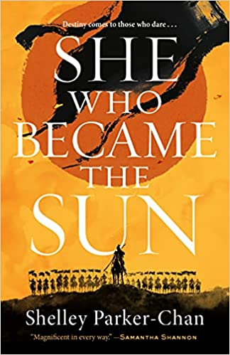 book cover She Who Became the Sun