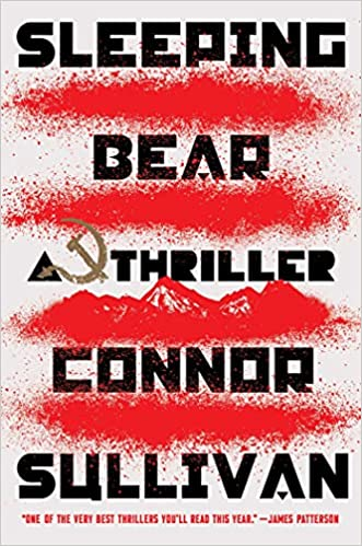 Book Cover Sleeping Bear