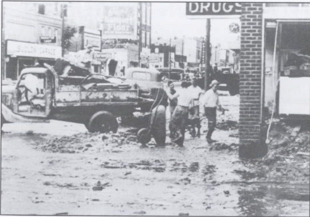 1951 Topeka flood