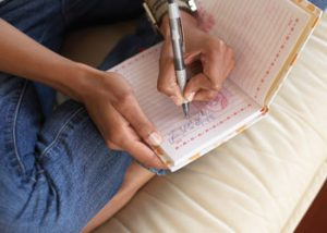 Write a Journal Entry About What Inspires You
