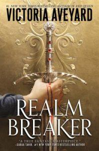 book cover of realm breaker