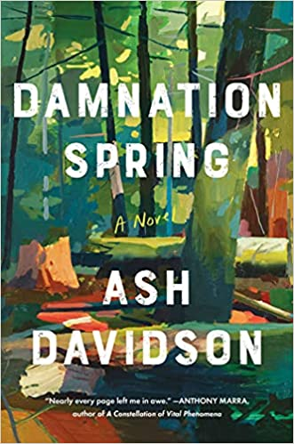 Damnation Spring book cover