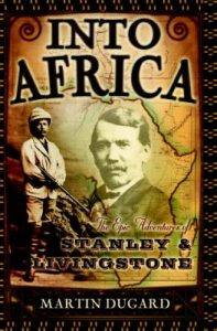book cover Into Africa