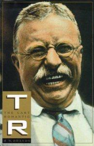 book cover TR The Last Romantic