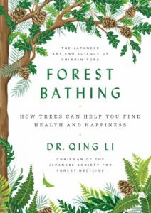 Book cover Forest Bathing