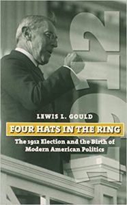 Four Hats in the Ring book cover