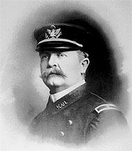 Col James White Frierson Hughes