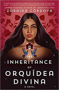 book cover The Inheritance of Orquidea Divina