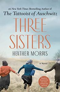 book cover three sisters