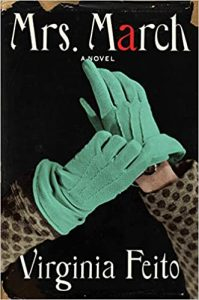 book cover Mrs. March
