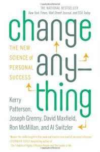Change Anything book cover
