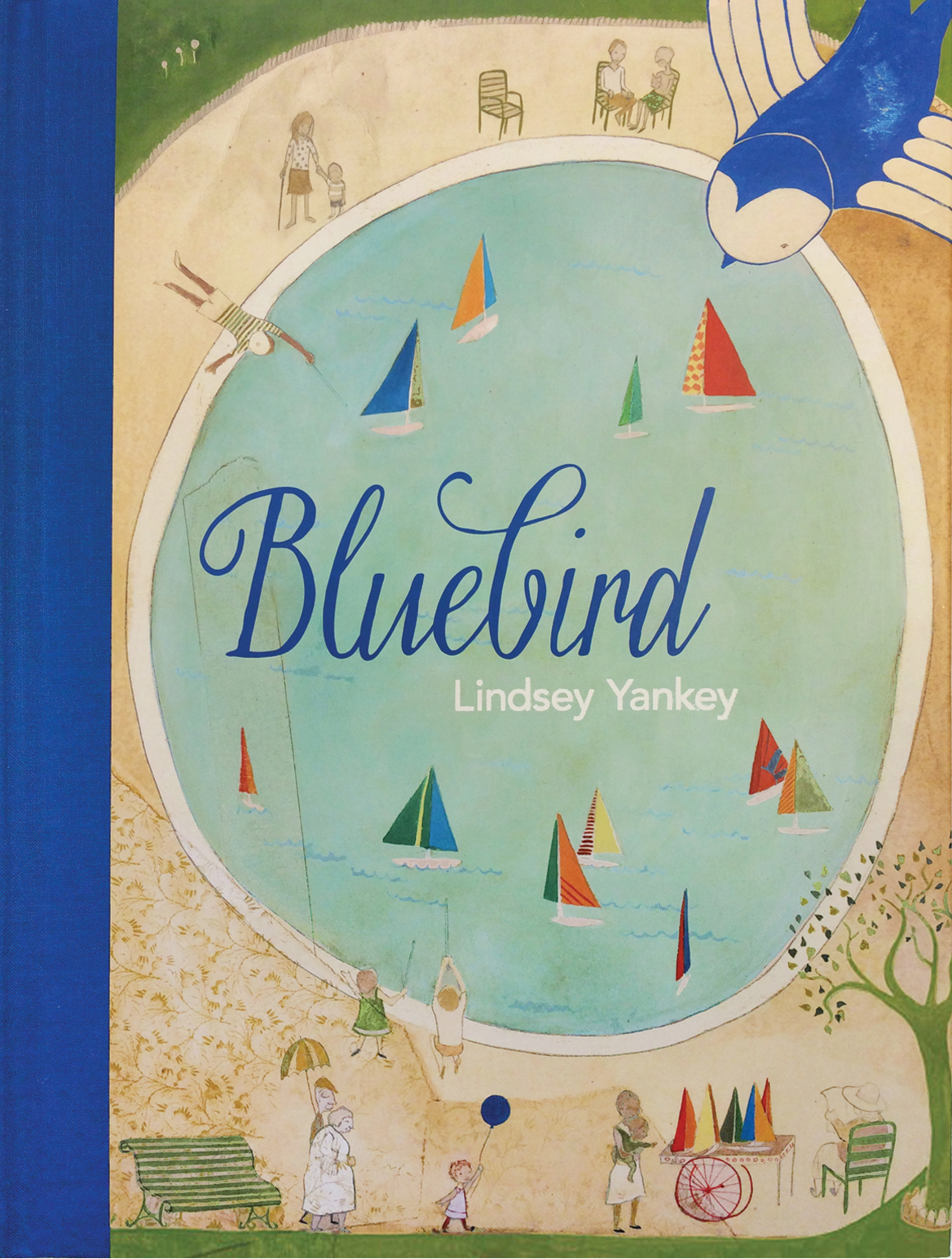 Bluebird / Lindsey Yankey